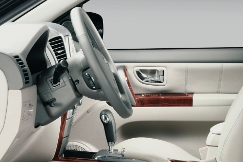 Automotive Interior Trims and Laminates