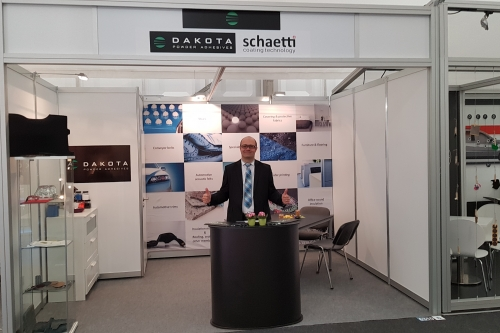 Dakota Coatings & Schaetti invite you to visit our booth at IZB in Wolfsburg, Germany.