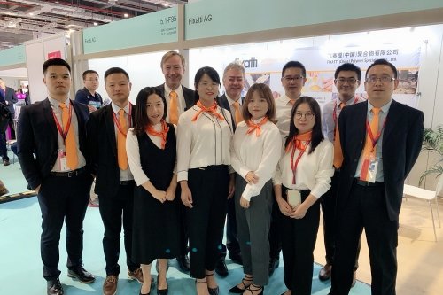 Fixatti exhibits at InterTextile Shanghai on 25-27.09.2019. Come visit our booth