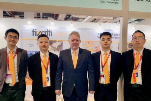 Fixatti exhibits at SINCE Shanghai on 11-13.12.2019. Come visit our booth