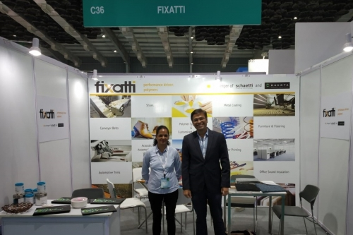 Fixatti exhibits at TechTextil India on 20-22.11.2019. Come visit our booth