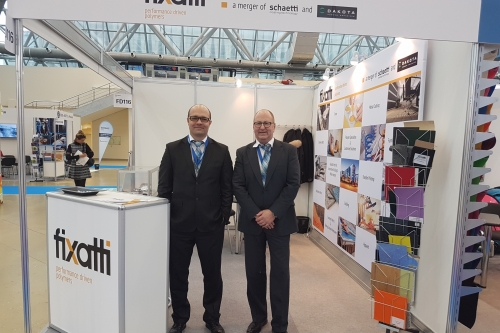 Fixatti to exhibit at Techtextil Russia 19-22nd March 2019