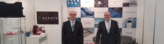 Dakota Coatings & Schaetti invite you to visist our booth at IZB in Wolfsburg, Germany.